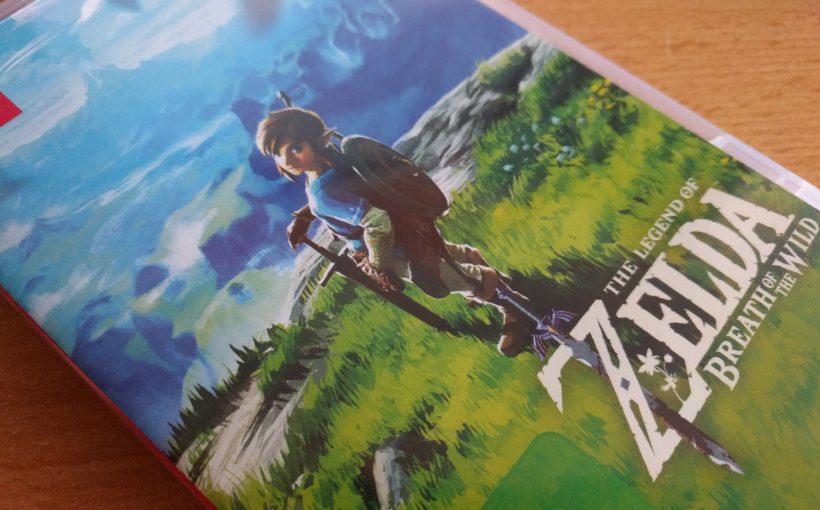 Zelda ist definitiv eines der besten Switch Spiele