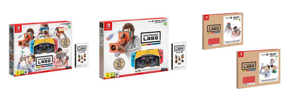 Alle Labo VR Kits
