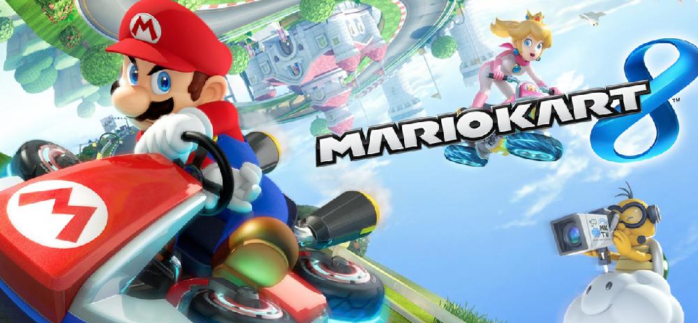 Mario Kart 8 als Beispiel für ein kinderfreundliches Spiel